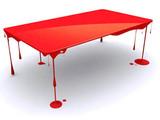 Roter Tisch