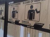 Vampire abwehren