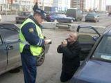 Strafzettel bekommen