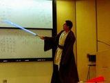 Mein Lehrer, der Jedi-Ritter