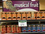 Musikalische Früchte