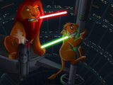 Disney und Star Wars