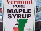 Sirup aus Vermont