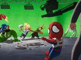 Armer Spiderman