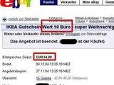 Ebay-Problem