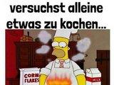Wenn ich koche...