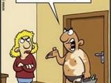Unbegründete Eifersucht?