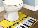 Toilettenklavier