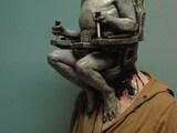 Alien Halloween Maske