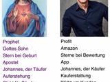 Jesus vs. Jeff Bezos