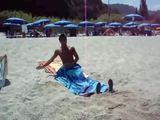 Spass am Strand